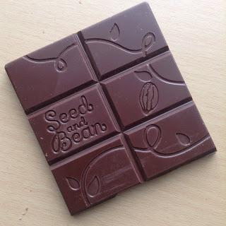 Seed & Bean Lemon and Cardamom Dark Chocolate