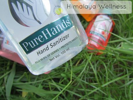 Himalaya Wellness, PureHands, Hand Sanitizers