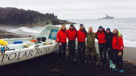 Polar Row Team Rescued From Remote Norwegian Island