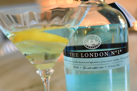 Gin Review – The London No. 1