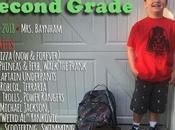 First School: Second Grade!