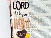 Maggie Holmes Design Team Bible Journaling