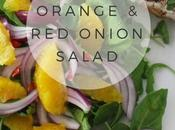 Recipe: Summery Orange Onion Salad