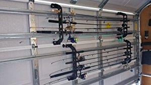 Cobra 21 Inch Garage Door Storage Rack