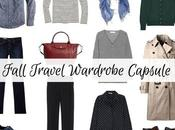 Building Fall Travel Wardrobe