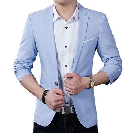 casual blazers for men
