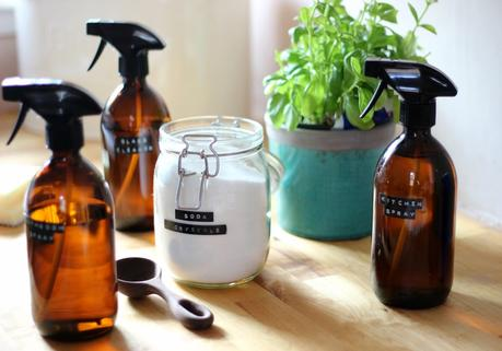 best green cleaning recipes