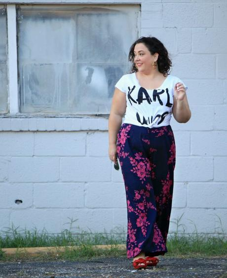 What I Wore: Party Pants