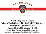 FIREFIGHTER/EMT South King Fire Rescue (WA)