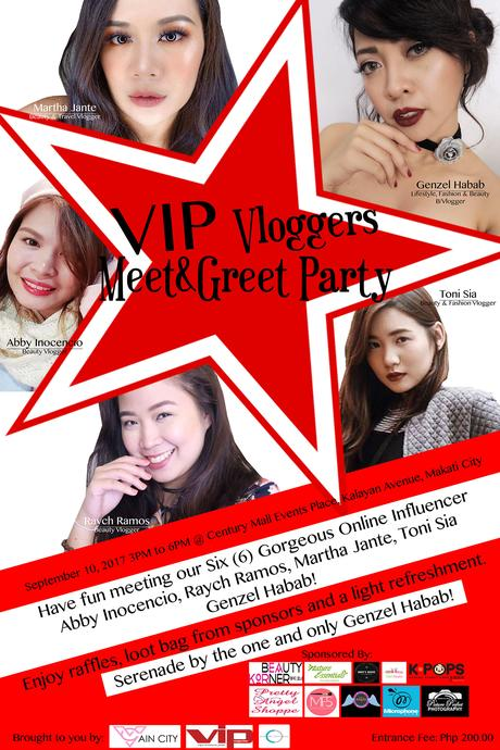 VIP Vloggers Meet and Greet at Century City Mall!