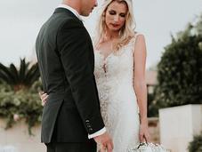 Beautiful Elegant Wedding Cyprus