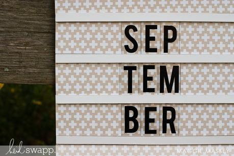 September | Heidi Swapp