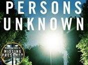 Persons Unknown Susie Steiner