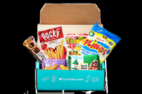 Try Treats Subscription box
