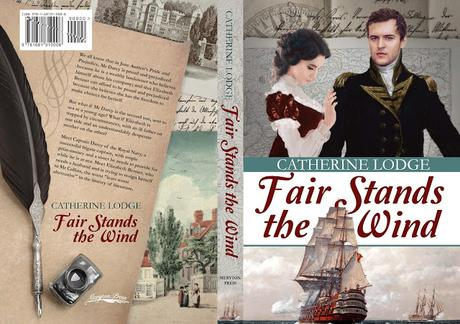 FAIR STANDS THE WIND BLOG TOUR - CATHERINE LODGE, IN DEFENCE OF MRS BENNET