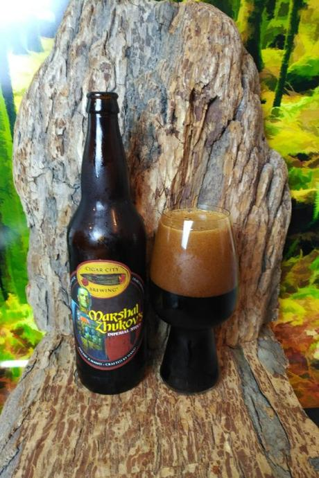 Marshal Zhukov's Imperial Stout 2017 – Cigar City Brewing