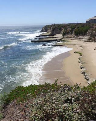 SANTA CRUZ, California: A Walk Along the Cliff