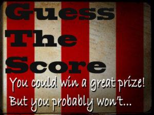 Nottingham Forest guess the score. Will it be the first win at the SOL this year?