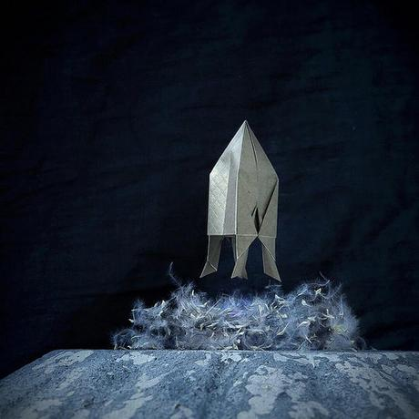 Wenche Lise Fossland - Origami Rocket
