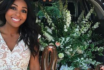 Cece Winans Daughter Ashley Rose Love Bridal Shower A