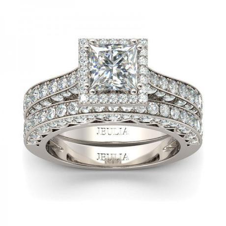 Jeulia Best Selling Wedding Ring Sets Paperblog