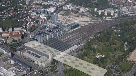 Stuttgart 21  ~ now further delayed by endangered lizards