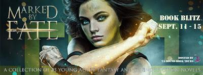 Marked by Fate Collection @YABoundToursPR #markedbyfate