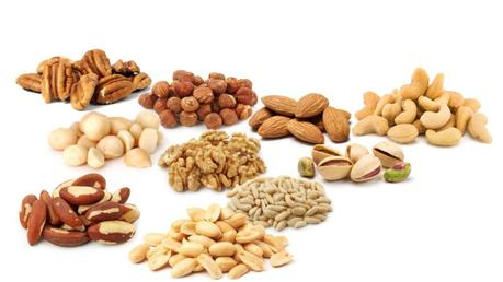 Low-Carb Nuts