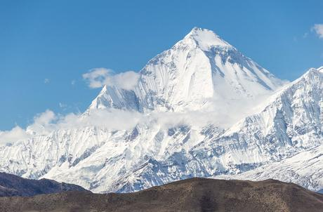 Himalaya Fall 2017: Manaslu in Alpine Style and Without Sherpa Support, Summit Bids on Dhaulagiri?