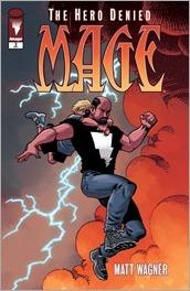 Mage: The Hero Denied #2 Cover