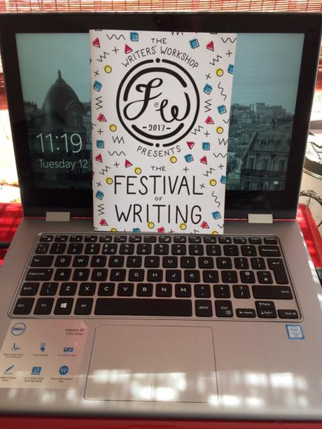 York Festival of Writing 2017 – From a different angle