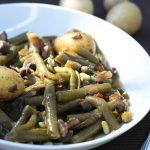 Southern Style Vegan Green Beans