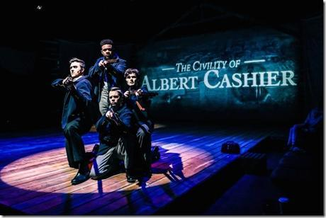 Review: The CiviliTy of Albert Cashier (Permoveo Productions)