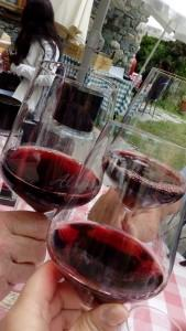 Hai mai assaggiato il vino Chambave? Have you ever tasted the wine called Chambave?°