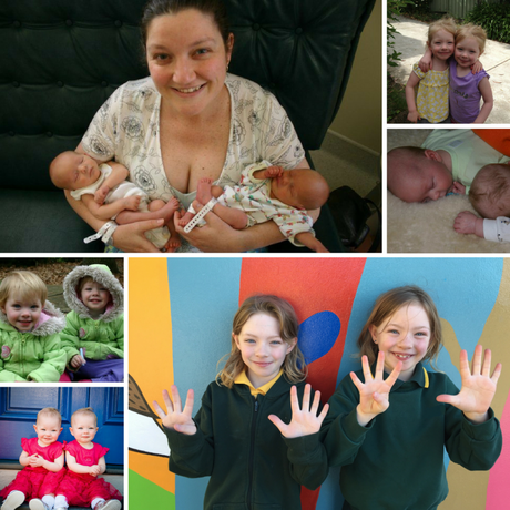Reflecting on Nine Years of Being a Twin Mum