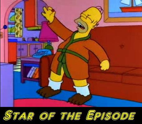 The Simpsons Challenge – Season 4 – Episode 3 – Homer the Heretic