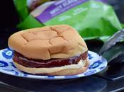 Finger Lickin' Good Black Bean Burger!