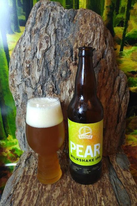 Pear Milkshake IPA – Bridge Brewing Company