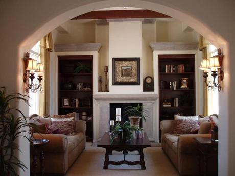 traditional design room