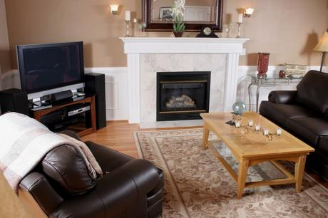 traditional living space