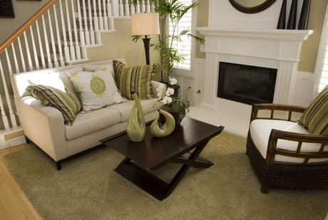 cozy little sitting area