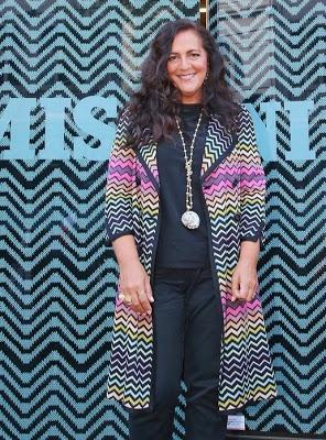 Fashion Group International of Dallas Honors Angela Missoni At Annual Gala, Night of Stars