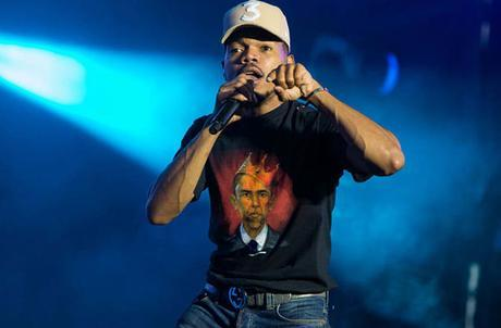 Chance The Rapper Being Sued For Alleged  Copyright Infringement Over Song 'Windows'