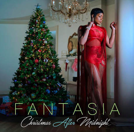Fantasia Announces First Christmas Album 'Christmas After Midnight'