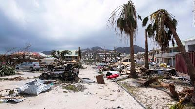 Why are there so many natural disasters?