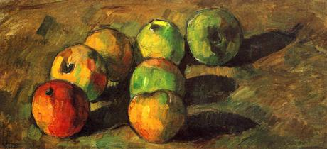 Apples, Cezanne and a Fall Apple Butter Recipe..