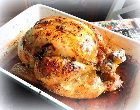 A Simple Roast Chicken