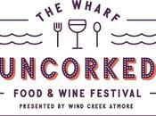 Travel: Annual Wharf Uncorked Food Wine Fest Sept. 14-16 Driftwood Restaurant Guinness Short Recipe