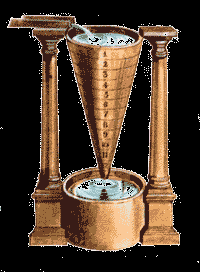 Ancient Egyptian Achievements  water_clock_pic