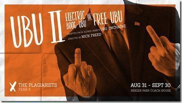 Review: Ubu II–Electric Boog-Ubu, or Free Ubu (The Plagiarists)